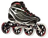 K2 Race Skate Radical Pro Longmount Men's Inline Skates Black 42