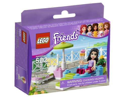 LEGO Friends Emma's Splash Pool 3931 by LEGO