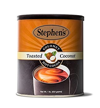 Stephen s Gourmet Toasted Coconut Hot Cocoa 1 Pound