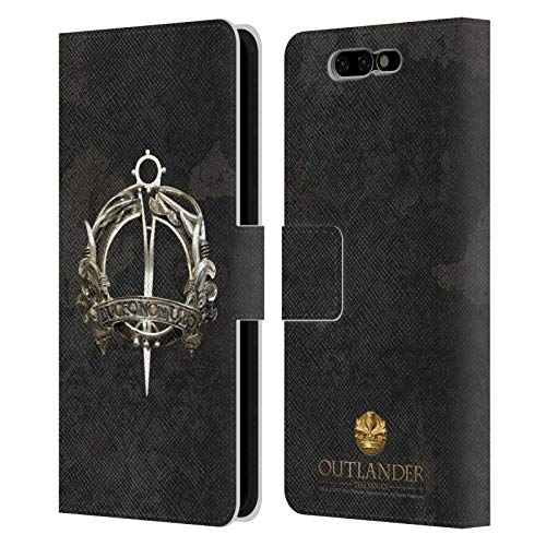 Official Outlander Mackenzie Brooch Seals And Icons Leather Book Wallet Case Cover Compatible For Xiaomi Black Shark