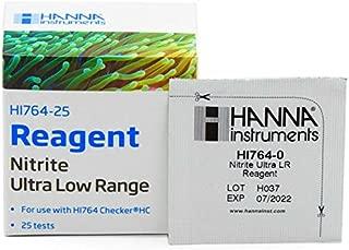 Hanna Instruments HI 764-25 Nitrite Reagents (Pack of 25)