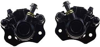 WOOSTAR Front Hydraulic Disc Brake Caliper Replacement for 150cc 200cc 250cc ATV Quad Talon Trailmaster XRX 150 Hammerhead...