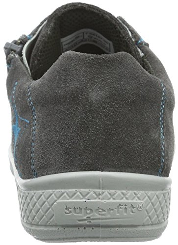 Superfit TENSY 708107, Mädchen Sneakers, Grau (STONE KOMBI 06), 30 EU - 3