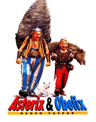 Asterix und Obelix gegen Cäsar