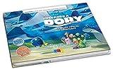 Buscando a Dory - Libro-juego/ Editorial GEU/ A partir de 6 años/ Trabaja la percepción espacial / Actividades prácticas con puzle / Incluye pictogramas (Niños de 3 a 6 años)