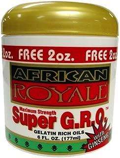 African Royale Super Gro 6oz Type: Maximum