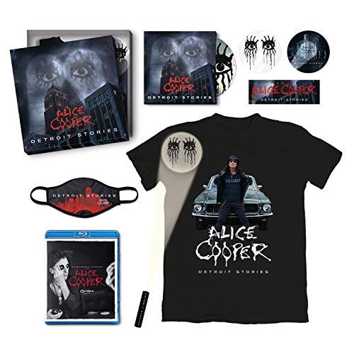 Alice Cooper - Detroit Stories (Limited Boxset)