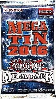 Konami YuGiOh 2016 Mega Tin Mega Booster Pack