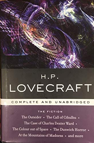 H.P. Lovecraft: The Fiction - Complete and Unab... 1435107934 Book Cover