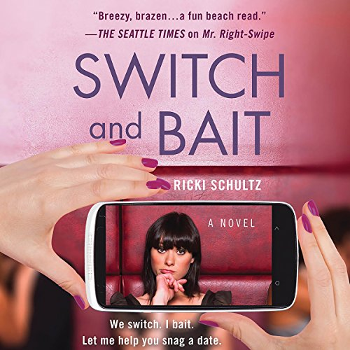 Switch and Bait audiobook cover art