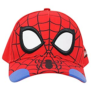 Accessory Supply Spiderman 3D Boy Hat