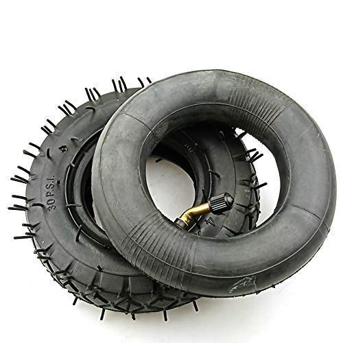 6' Tires 6X2 Inner and Outer Tires Pneumatic Tires Electric Scooter F0 Pneumatic Wheel Trolley Air Wheel,Electric Scooter Tire Accessories
