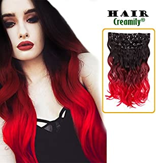 Best red ombre dip dye Reviews