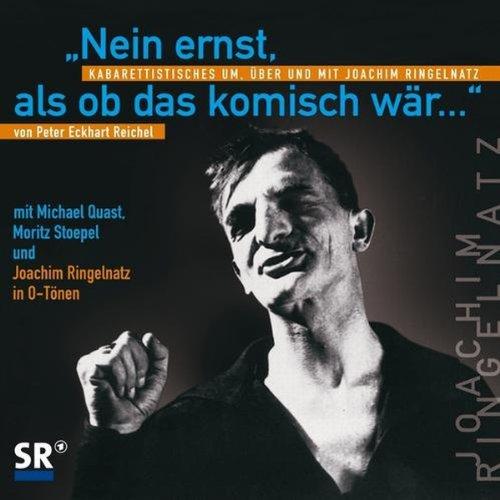 Kabarettistisches um, über und mit Joachim Ringelnatz Titelbild