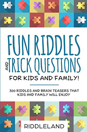 Fun Riddles & Trick Questions Fo...