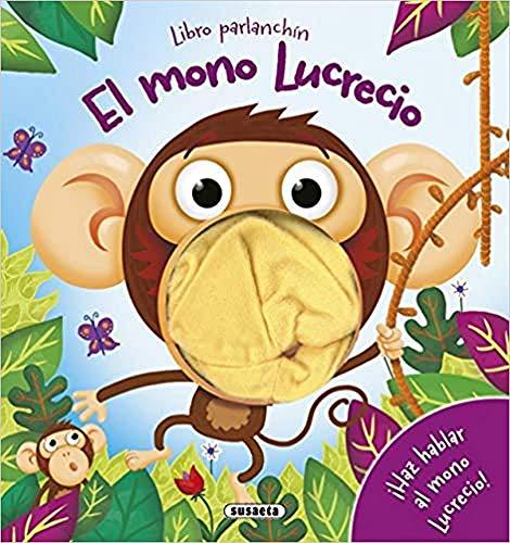 El mono Lucrecio (Libro parlanchín)