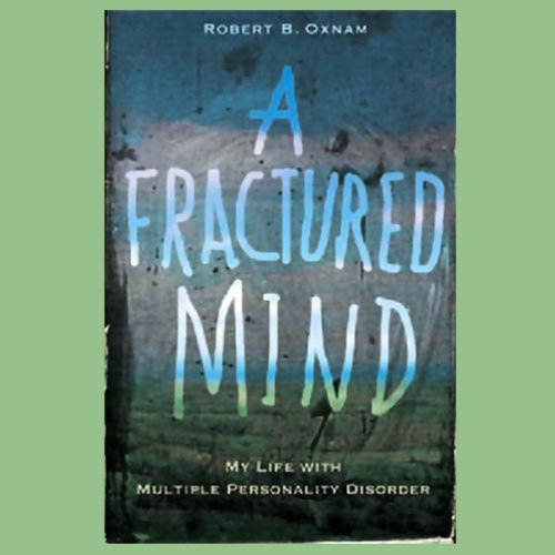 A Fractured Mind audiobook cover art