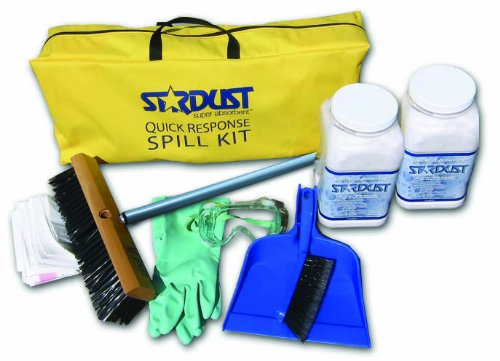 Stardust Spill Products D710 Quick Response Spill Kit