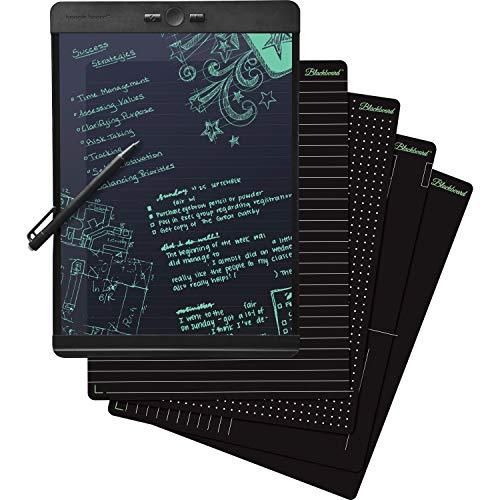 Boogie Board Blackboard Letter tableta digitalizadora 216 x 279 mm Negro -...