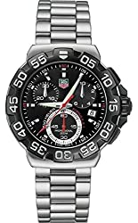 Why And How to Buy The Perfect Watch For Boyfriend - TAG Heuer Men's CAH1110.BA0850 Formula 1 Chronograph Watch