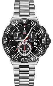 TAG Heuer Men's CAH1110.BA0850 Formula 1 Chronograph Watch image
