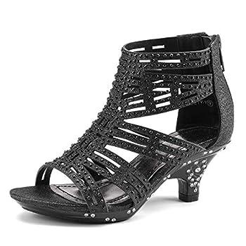 Best girls black high heels Reviews