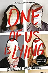 Book Review: One of Us is Lying by Karen M. McManus  |  Fairly Southern