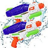 Best Super Soakers - Water Gun for Kids 2 Pack, 2000CC High Review