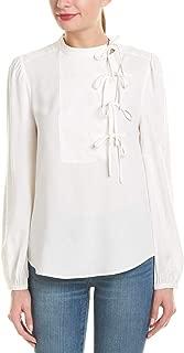 Best bcbg white silk blouse Reviews