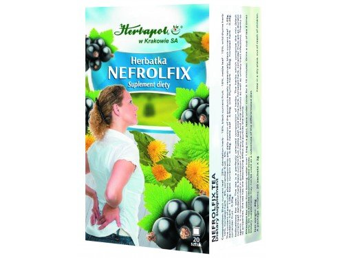 HERBAPOL NEFROLFIX – 20 bolsitas
