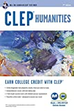 CLEP Humanities Book + Online