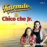 Donde Te Agarro El Temblor - Ft Chico Che Jr.