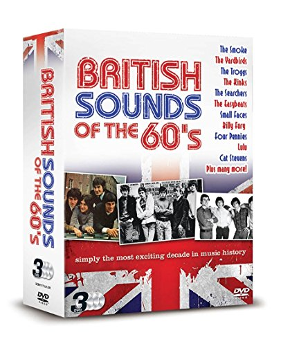 British Sounds of the 60\'s [3 DVDs]