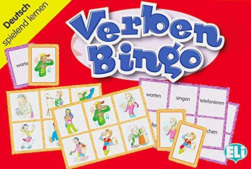 Preisvergleich Produktbild Verben Bingo: Deutsch spielend Lernen