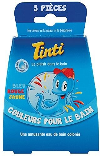 Tinti- Couleurs pour Le Bain 3+1 Gratuit, 20000160
