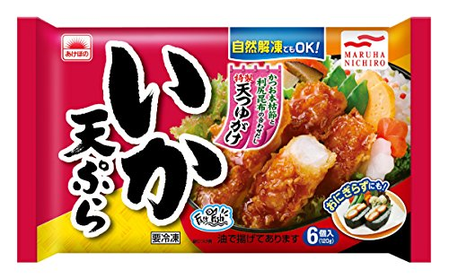マルハニチロ いか天ぷら 120g×48個