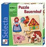Selecta - Puzzle de madera, 5 piezas (2050)