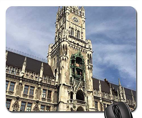 25X30cm Alfombrilla Mouse Pad - Ciudad de Múnich Alemania