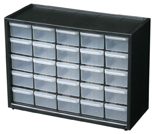 Flambeau 6576NA 25 Drawers Utility Box