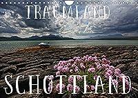 Traumland Schottland (Wandkalender 2022 DIN A4 quer): Schottische Landschaften wie aus dem Bilderbuch (Monatskalender, 14 Seiten )