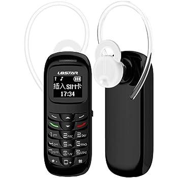 L8STAR BM70 3 en 1 Mini teléfono móvil de plástico Mini, 16 g ...