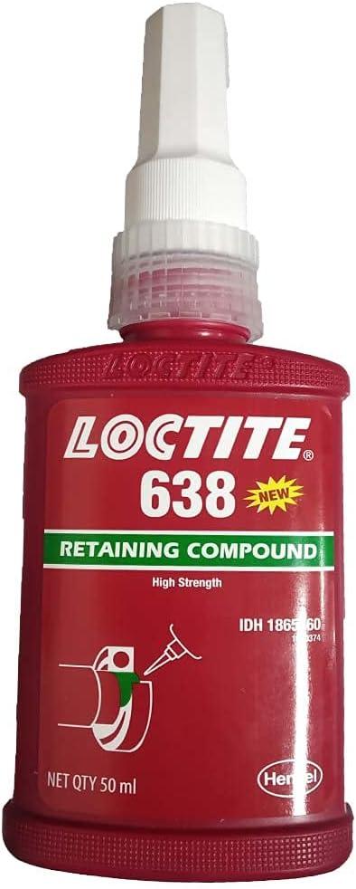 63 opinioni per Loctite 638 Bloccante Massima Forza 50ml
