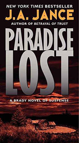 Paradise Lost: A Brady Novel of Suspense (Joanna Brady Mysteries)