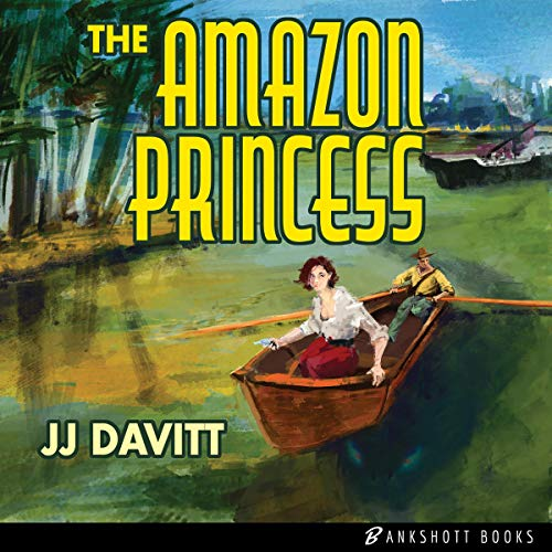 The Amazon Princess cover art