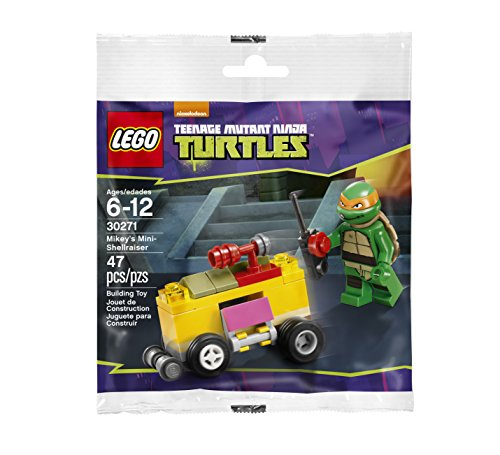 LEGO Tenage Mutatnt Ninja Turtles: Mikey's Mini Shellraiser Set 30271 (Bagged) by