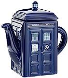 Dr Who DR182 - Dr Who Tardis, Teiera in Ceramica, capacità: 750ml