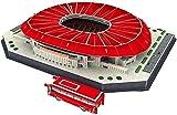 LANXIAO LT Estadio De Fútbol Wanda-Metropolitano World Cup Puzzle Game Arena 3D Puzzle Model Kit, Bricolaje Juguetes Educativos para Niños Recuerdos, Decoraciones