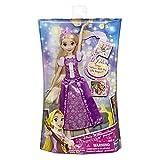 Disney Princesses – Poupee Princesse Disney Raiponce Chantante - Chante en français - 30 cm