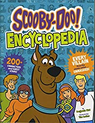 Image: Scooby-Doo! Encyclopedia, by Benjamin Bird (Author), Tim Levins (Illustrator). Publisher: Stone Arch Books; Combined edition (October 1, 2018)