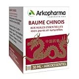 Arkopharma complejo de aromaterapia, Bálsamo chino de masaje, tarro de 30ml